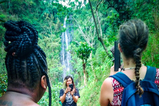 Materuni water falls.