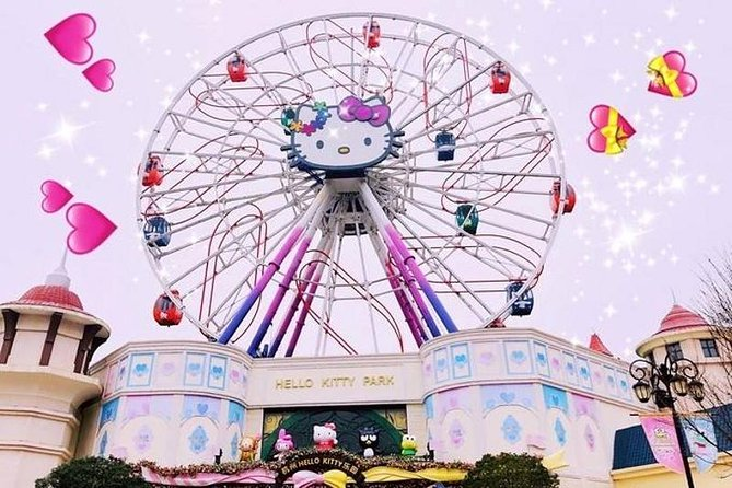 Private Transfer between Hangzhou city and Hello Kitty Theme Park