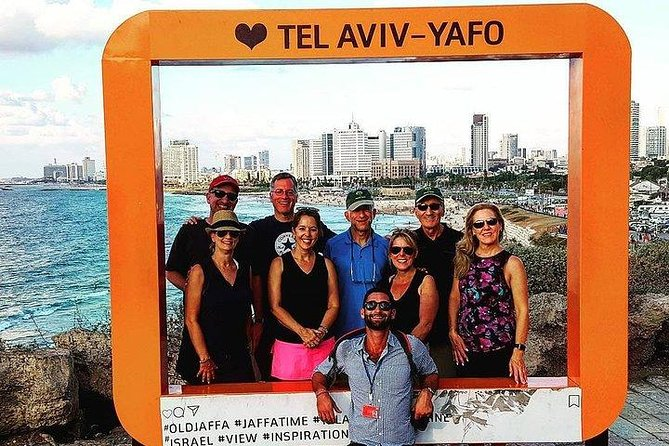 From Antiquity to Modernism - Private Tour of Jaffa & Tel Aviv