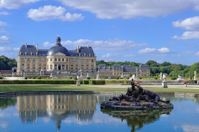 Castle Of Vaux-Le-Vicomte - Private Trip