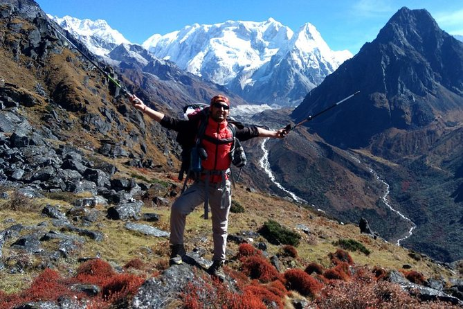 Kanchenjunga South Base Camp Trek - 13 Days