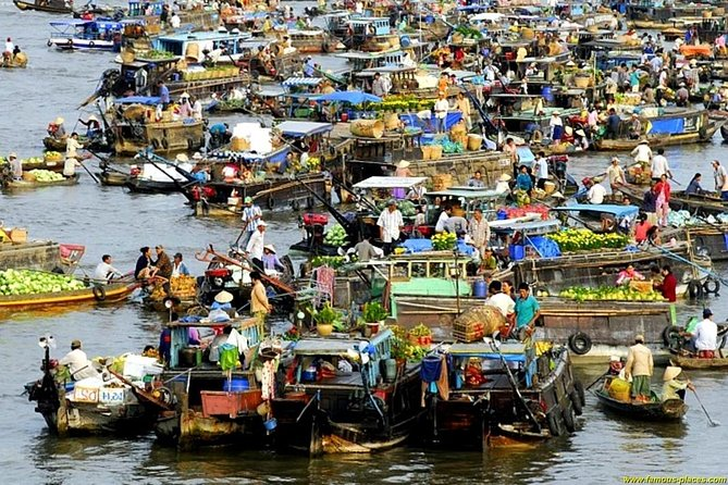 Cai Rang Floating Market One-day photo 1