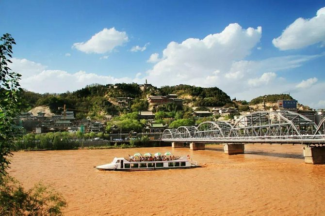 4 Hour Private Walking Tour to The Bank of Yellow River in Lanzhou photo 1