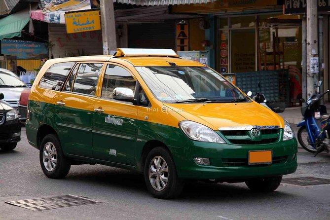 Transport (Aonang Hotel to Krabi Town)