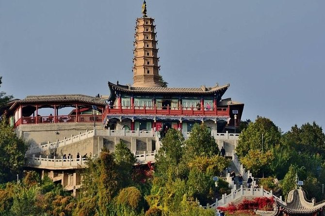 4 Hour Private Walking Tour to The Bank of Yellow River in Lanzhou photo 7