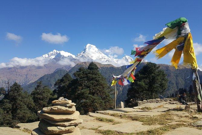 Ghorepani Poonhill Hiking Nepal