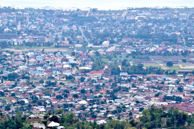Bujumbura City Tour