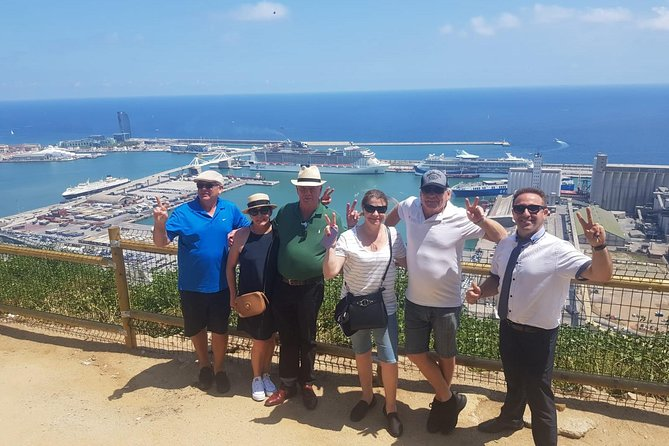 Private 2-Hour Sightseeing Tour in Barcelona