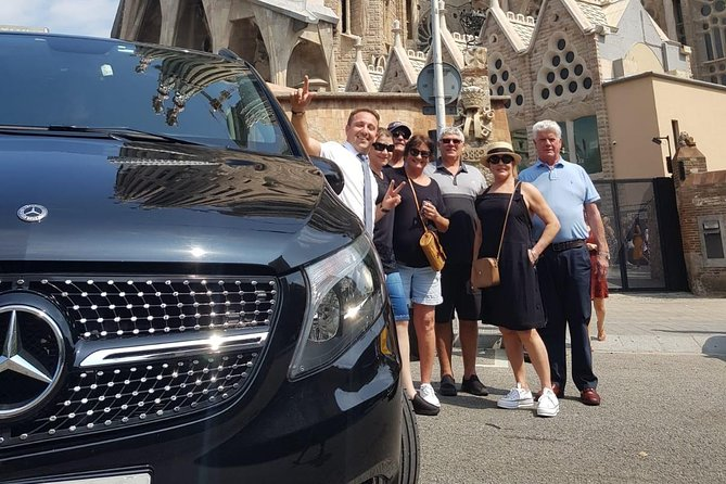 Private Half-Day Sightseeing in Barcelona