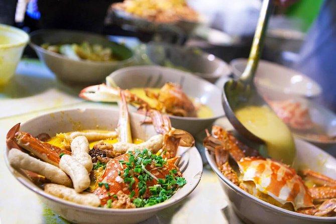 SAIGON AFTER DARK - Food tour by Vespa