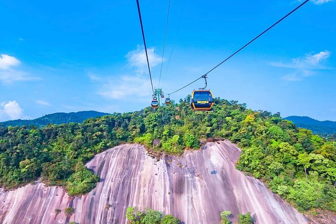 Golden Bridge & Discover Ba Na Hill with Group tour from Hoi An