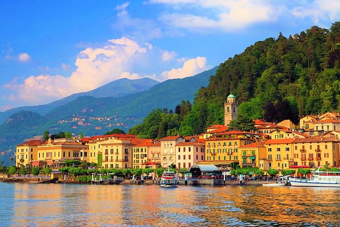 Best of Lake Como Experience from Milan, Cruise and Landscapes