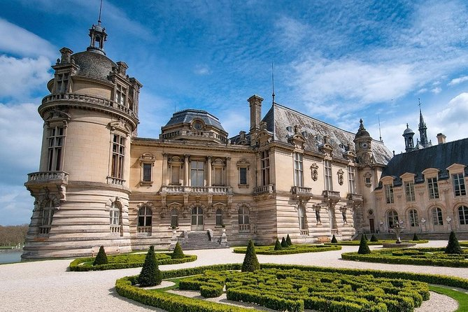 Palace Of Chantilly - Private Trip