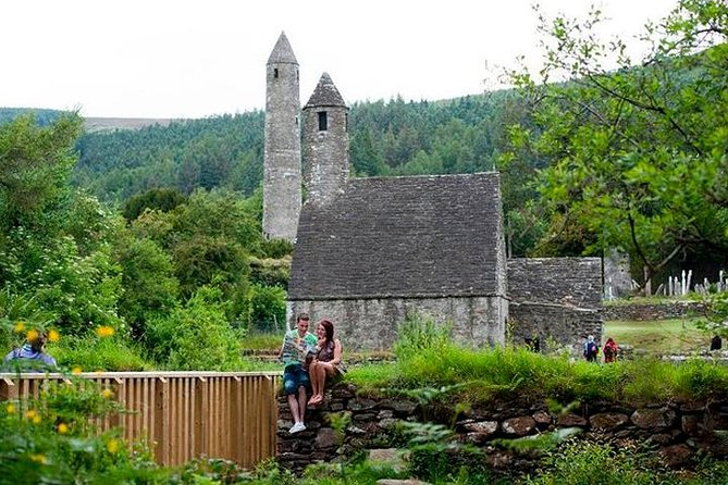 Glendalough and Wicklow Mountains Half Day Tour from Dublin