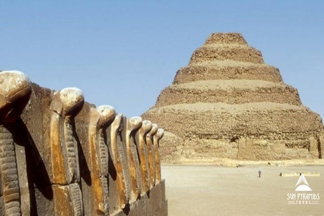 Giza Pyramids, Memphis and Sakkara Tour photo 6