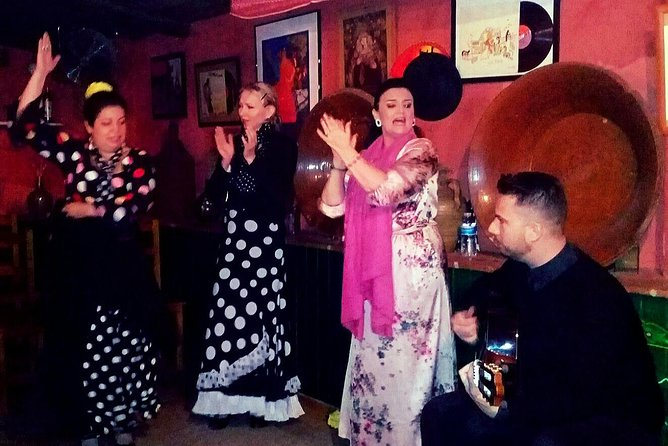 Flamenco Esencia: an unforgettable show / experience at Petit- Comité