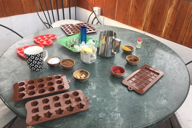 Learn and make your own chocolate bar