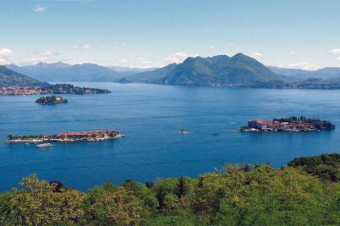 Tour of the island Bella and Pescatori island