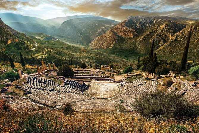 Daytrip to Delphi