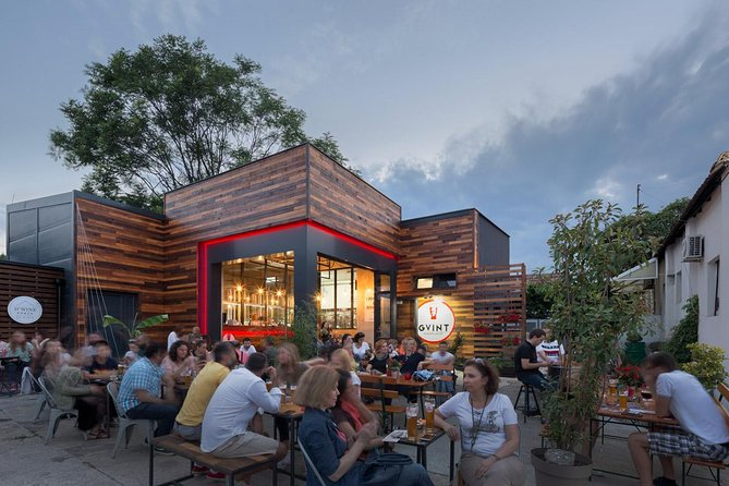 E-Scooter CRAFT BEER and BREWERY Tour