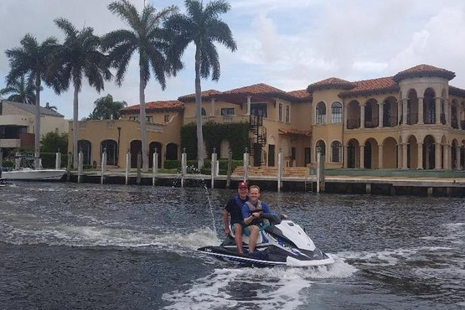 3 Hour All Inclusive 007 Millionaires Row Jet Ski Adventure Fort Lauderdale