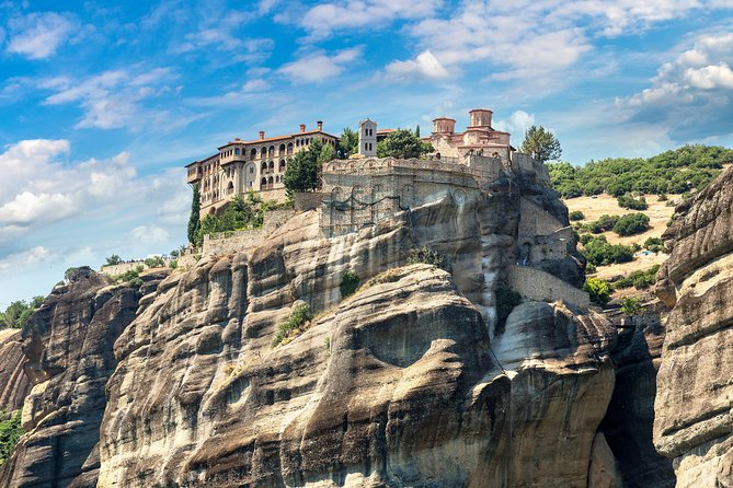 Meteora - Trikala 2 days from Athens
