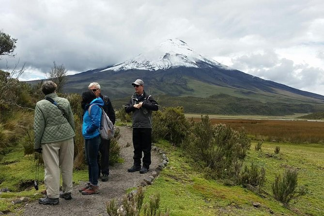 Private Tour in standard or comfort service to Cotopaxi Volcano from Quito