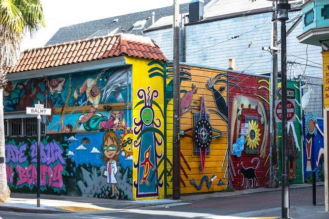 The Mission District: San Francisco's Hip Melting Pot
