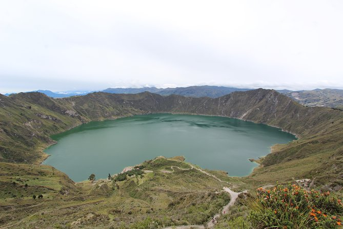 Full-Day Private Tour to Quilotoa Lagoon