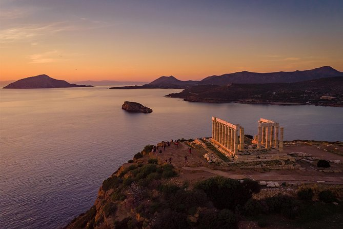 Acropolis to Temple of Poseidon