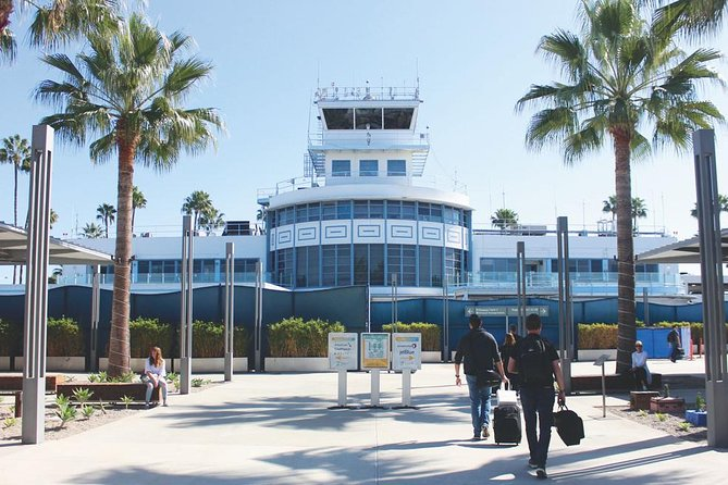 Long Beach Airport (LGB): Private Transfer From the Anaheim Resort.