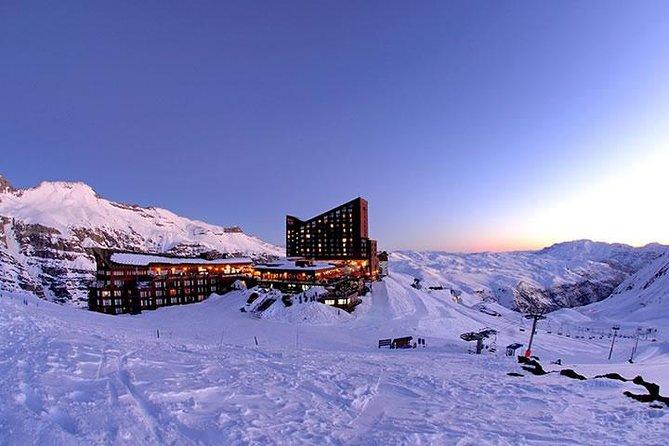 Valle Nevado & Farellones