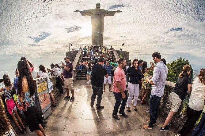 Rio de Janeiro- City Tour / Discover more than 8 incredible places - All Inclusive