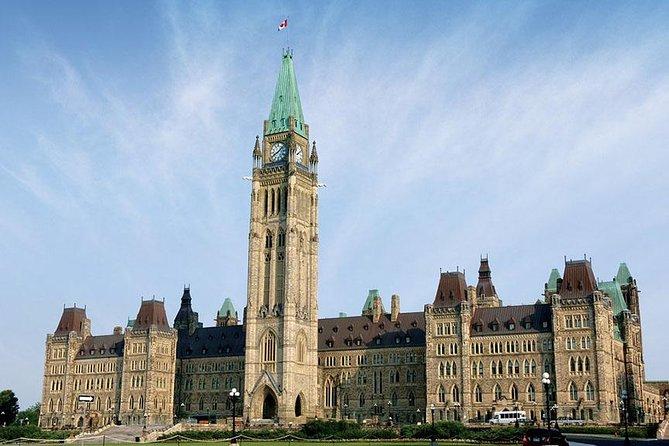 Ottawa City & Cruise VIP Day Tour From Ottawa
