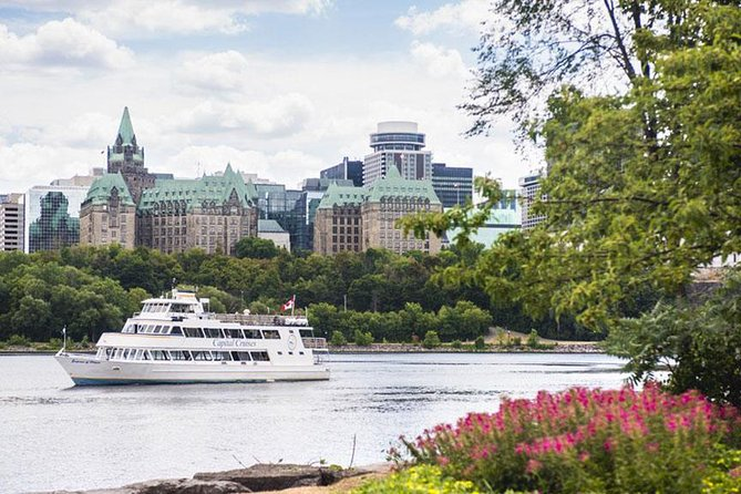 Ottawa City & Cruise VIP Day Tour
