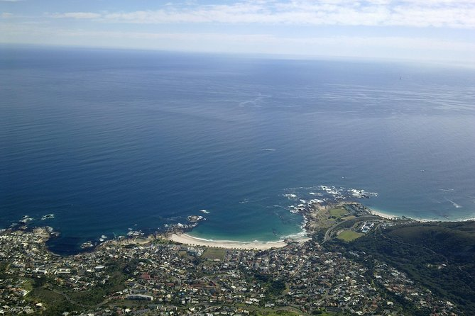 Robben Island and Table Mountain