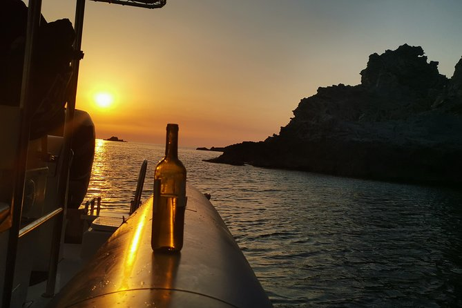 Enchanting Sunset Tour with a stop in Praia i Focu