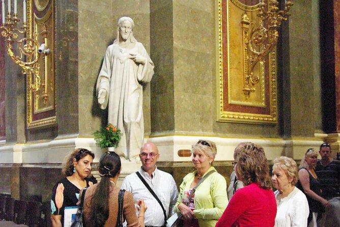 Budapest: Saint Stephen's Basilica Tour