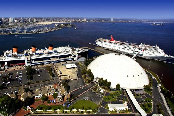 Long Beach Cruise  Private Transfers.