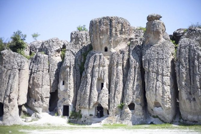 Kilistra Ancient Site