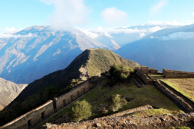 Choquequirao Trek 4 days - Semi-autonomy