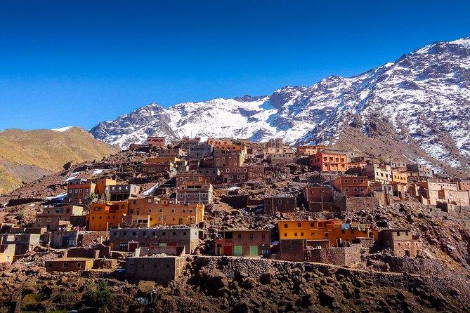 Atlas excursion from Marrakech
