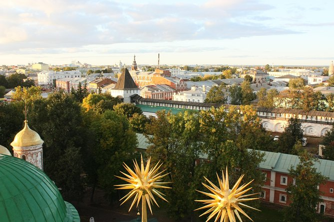 From Moscow: Day trip to Yaroslavl City with a Private guide
