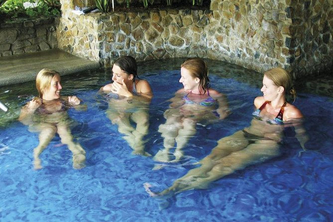 Puerto Quetzal Shore Excursion: Thermal Circuit and Hot Springs with Lunch