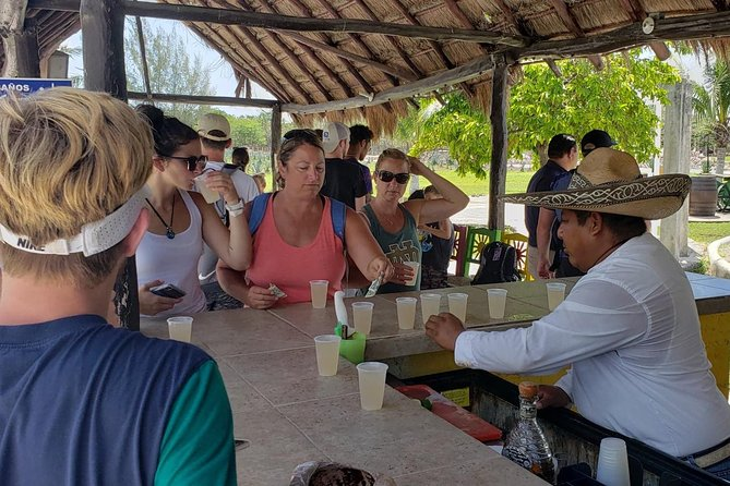 Cozumel Jeep Adventure to Jade Cavern and Cenote with Lunch and Snorkel photo 7