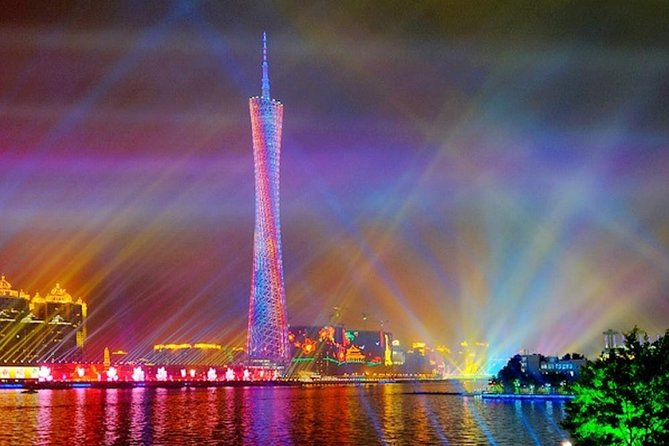 Guangzhou Night Pearl River Cruise VIP Seating with Private Transfer photo 8