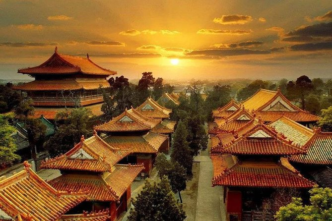 Private Qufu Day Tour from Beijing by Bullet Train: Confucius Temple, Family Mansion and Cemetery