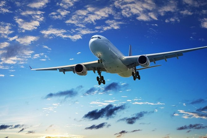 Private JNG Airport Departure Transfer from Jining or Qufu Hotels