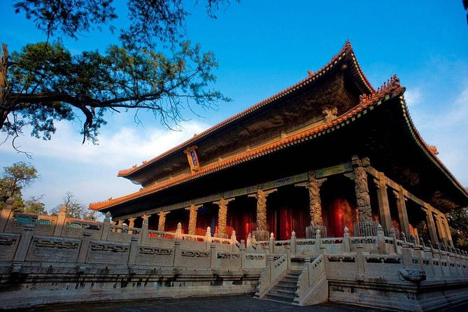 Classic Qufu Private Day Trip from Jinan by Bullet Train