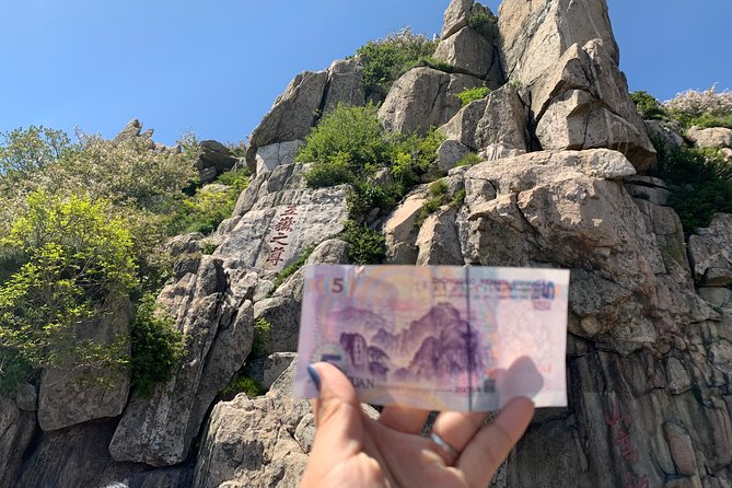 Mount Tai Private Tour from Jinan by Bullet Train with Cable Car Ride